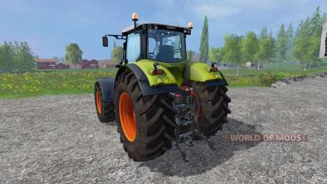 CLAAS Axion 950 v3.0 для Farming Simulator 2015