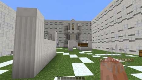 TNT Wars Map для Minecraft