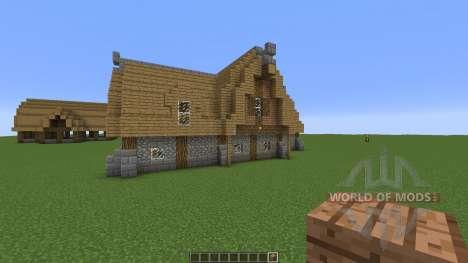 A Medieval Inn для Minecraft