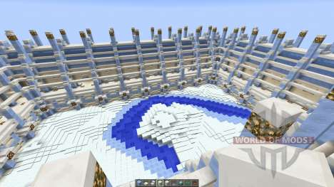 Ice Palace Arena для Minecraft