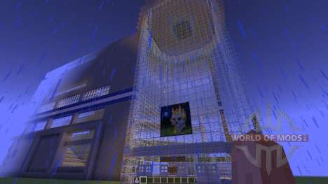 TartTV Centre Basket Ball [1.8][1.8.8] для Minecraft