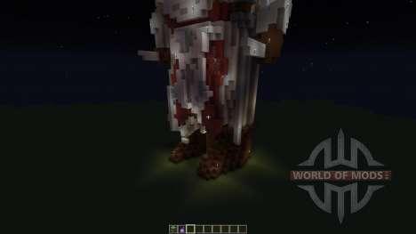 Assassins Creed для Minecraft