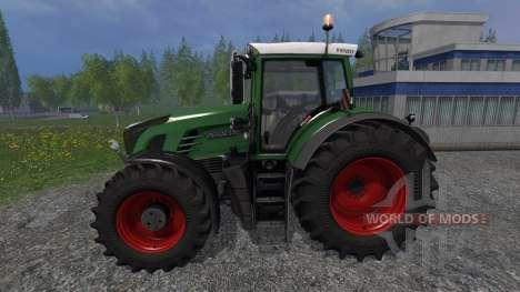 Fendt 936 Vario v4.0 для Farming Simulator 2015
