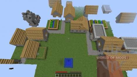 Turm des Todes [1.8][1.8.8] для Minecraft