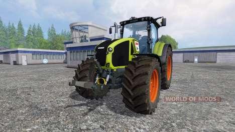 CLAAS Axion 950 v5.1 для Farming Simulator 2015