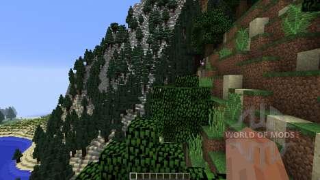 Lost Summit для Minecraft