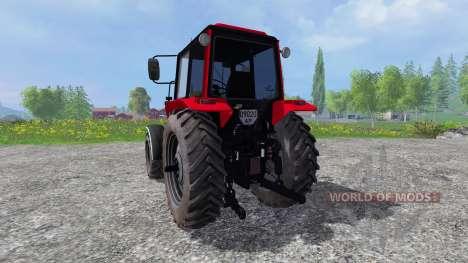 Беларус-826 для Farming Simulator 2015