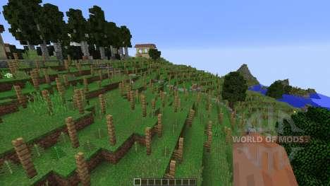 Roman Villa для Minecraft