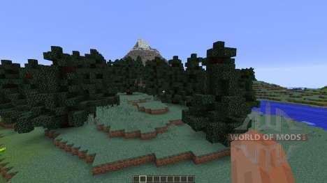 Orrenholm для Minecraft