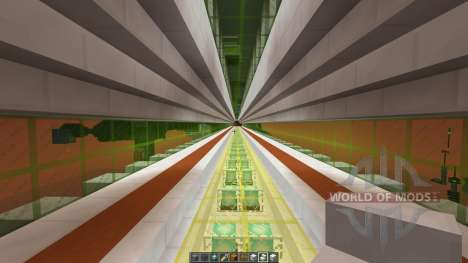 Asteroid Space Station для Minecraft