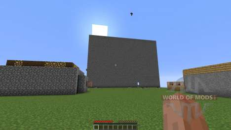 Slender Asylum 8 Levers для Minecraft