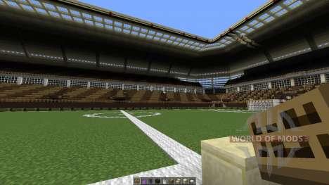 Soccer Football Arena для Minecraft