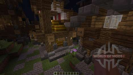 Rivertown [1.8][1.8.8] для Minecraft