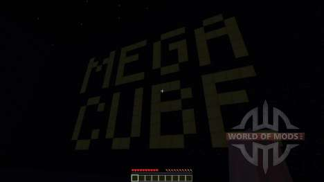 Mega Cube для Minecraft