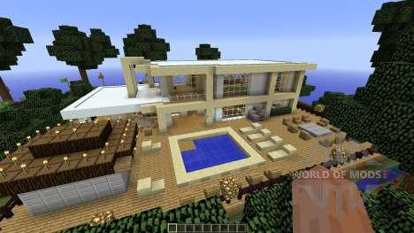 Huge Unbelivable City для Minecraft
