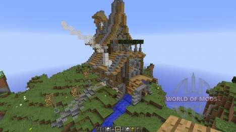 Crane для Minecraft