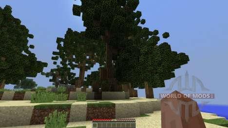 StrandedRaft [1.8][1.8.8] для Minecraft