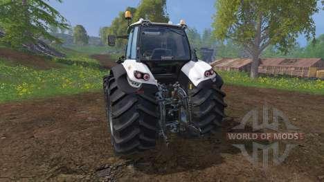 Deutz-Fahr Agrotron 7250 White Edition для Farming Simulator 2015