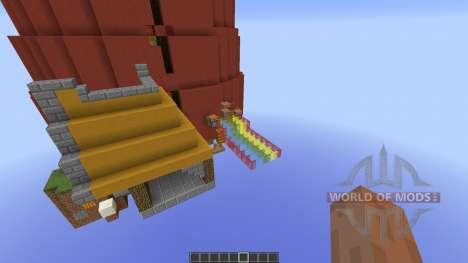 Sheep Spleef для Minecraft