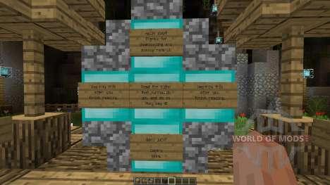 Minecraft Spawn для Minecraft