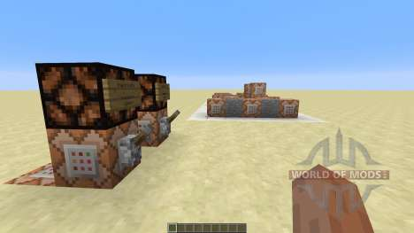 Fully Working Toaster для Minecraft