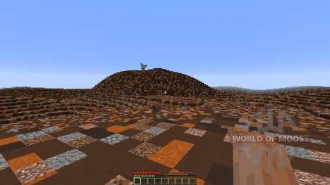 Mars Survival для Minecraft