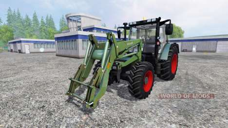Fendt 380 GTA Turbo для Farming Simulator 2015