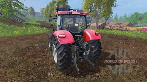 Case IH Puma CVX 160 v0.99 для Farming Simulator 2015
