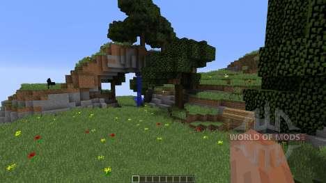 Floating Island для Minecraft