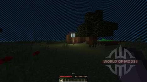 Unlimited PVP Nether для Minecraft