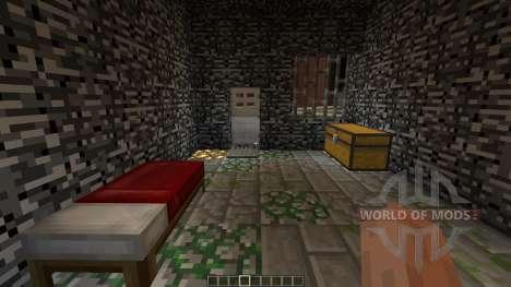 Prison Spawn [1.8][1.8.8] для Minecraft