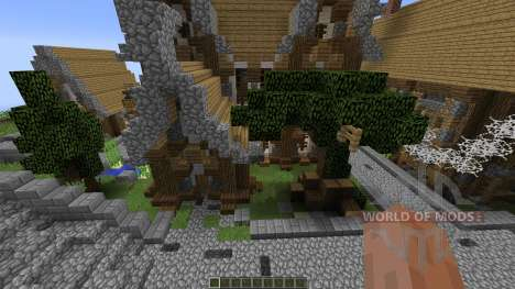Survival Games ByteCube для Minecraft