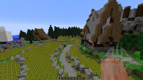 ENDUR для Minecraft