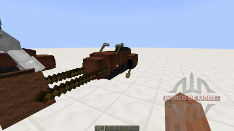 Star Wars Speederbike [1.8][1.8.8] для Minecraft