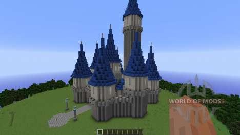 Island Castle для Minecraft