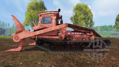 ТТ-4 для Farming Simulator 2015