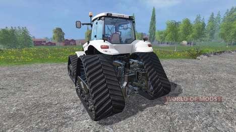 Case IH Magnum CVX 380 Quadtrac для Farming Simulator 2015