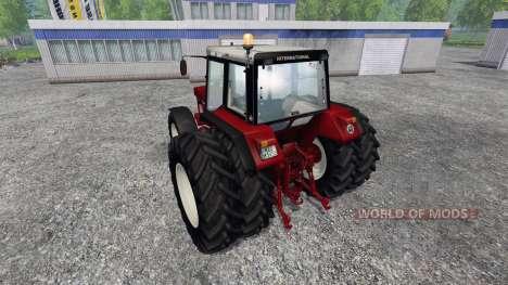 IHC 1455A v2.0 для Farming Simulator 2015