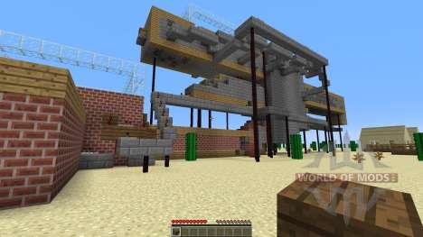 DramPam для Minecraft