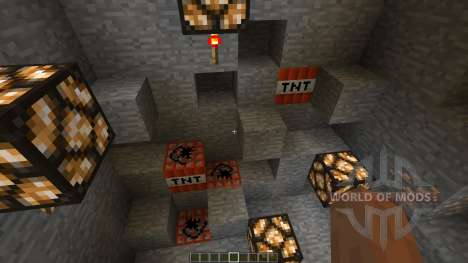 Lava to Surface [1.8][1.8.8] для Minecraft