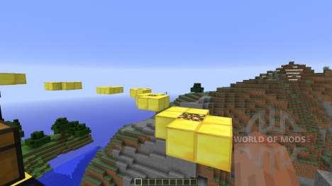 You Sprint BRO для Minecraft