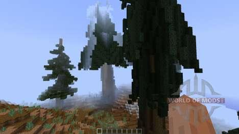Pine island [1.8][1.8.8] для Minecraft