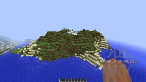 Astigos Island [1.8][1.8.8] для Minecraft