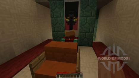 Torture Chamber punish your friend [1.8][1.8.8] для Minecraft