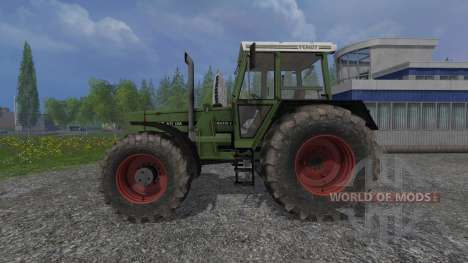 Fendt 611 LSA для Farming Simulator 2015
