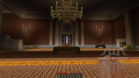 Whitemarsh Hall для Minecraft