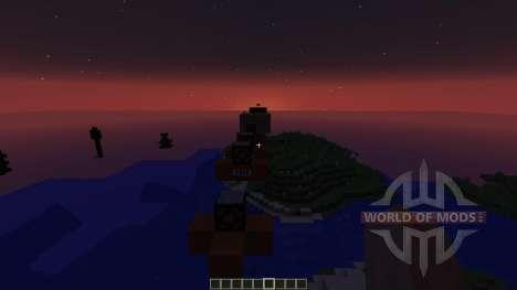 Trolling Parkour для Minecraft