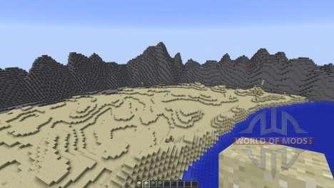 Toa nui для Minecraft