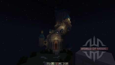 Yen Sids Tower [1.8][1.8.8] для Minecraft