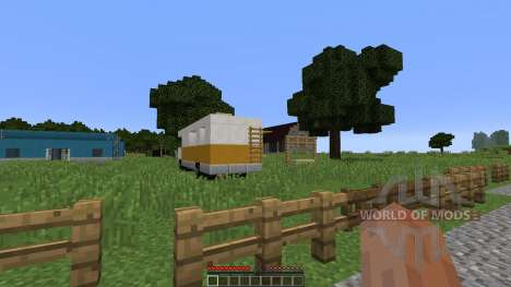 The Walking Dead Farm для Minecraft